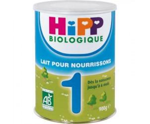 HIPP 1 Lait pour nourissons 900 g dès 0-6 mois