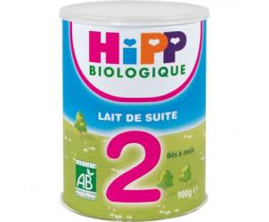 HIPP 2 Lait de suite 900 g dès 6 mois