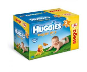 HUGGIES Super-Dry T3 4 9 kg