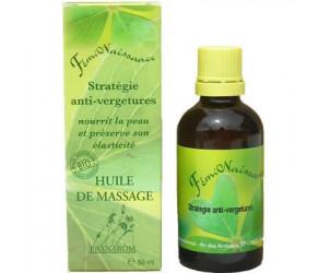 Huile de massage Feminaissance anti vergétures