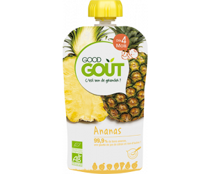 Gourde fruit Ananas