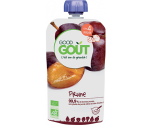 Gourde fruit Prune