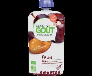 Gourde fruit Prune