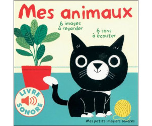 Imagier Mes Animaux