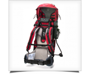 Porte-bébé dorsal kiddy adventure pack