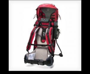 Porte-bébé dorsal kiddy adventure pack