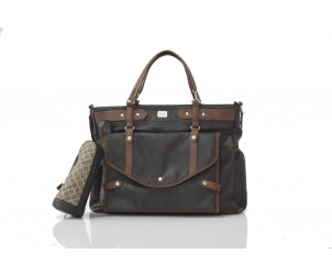 Sac à langer Lady Black and Brown
