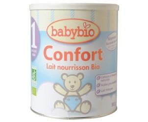 Lait Babybio Nourrisson Confort