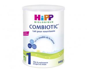 Lait biologique Combiotic 1