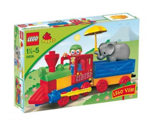 Mon 1er train Zoo Duplo