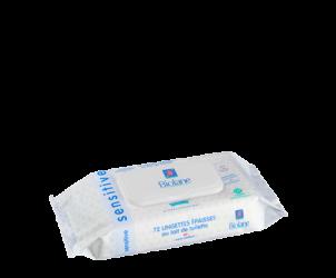Lingettes au lait de toilette Sensitive
