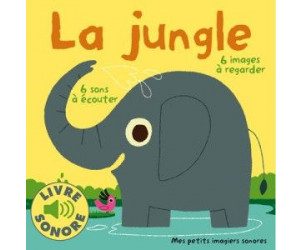 Livre sonore La Jungle