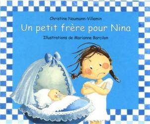 Livre Un petit frère pour Nina