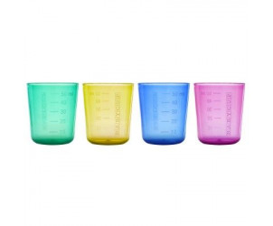 Lot de 4 minis tasses - Babycup