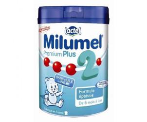 Lait Milumel Premium Plus 2ème Age 900g