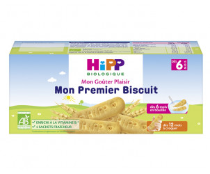 Mon Premier Biscuit +6m 180g