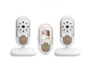 Ecoute-bébé vidéo 2 cameras MBP 28