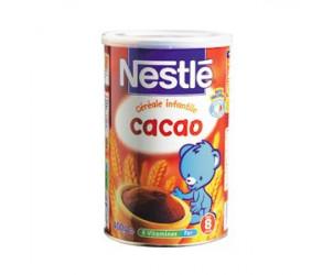 Nestlé P'tite Céréales Céréales Cacao