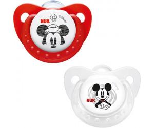Sucette silicone Mickey T2