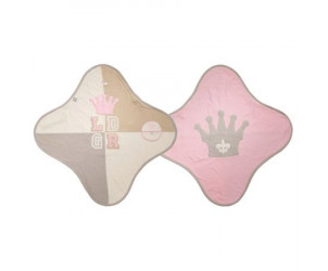 Nid d'ange Wrapper Queen - 90 x 90 cm - 100% polyester (0-3 ans)