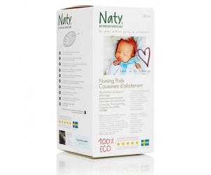 Coussinets d'allaitements NATY