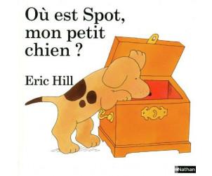 Où est Spot mon petit chien ?