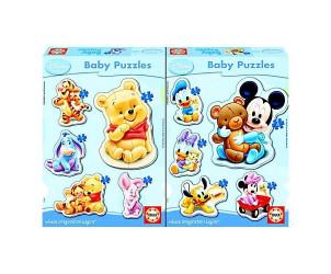 Coffret de 10 puzzles Baby Disney et winnie