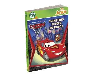 Livre interactif Tag Junior : Cars 2