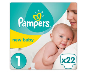 Couches Premium New baby, Taille 1 (2-5 kg)