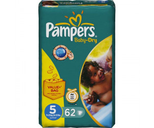 Pampers BABY DRY JUNIOR T5 (11 25 KG)