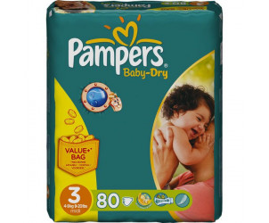 Pampers BABY DRY MIDI T3 (4 9 KG)