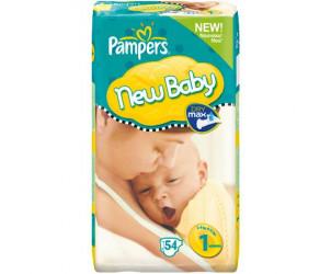 Couches NEW BABY nouveau né T1 (2/5 KG)