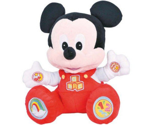 Peluche Mickey learning