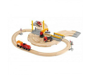 TrainCircuit marchandises rail/route