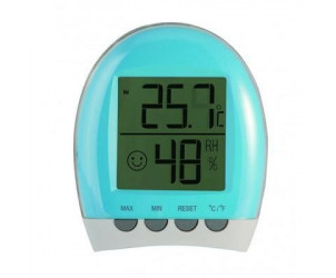 Thermom tre b b hygrom tre d 39 int rieur lbs medical avis for Thermometre hygrometre chambre bebe
