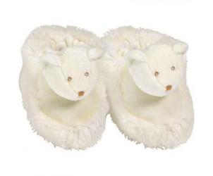 Chaussons bébé basile (basile et lola)