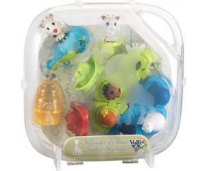 Valisette jouets de bain Sophie la girafe