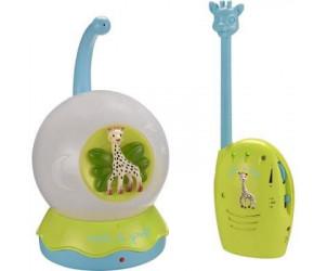 Ecoute bébé Audio Safe Sophie la Girafe