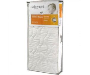 Matelas bébé confort souple 60 x 120 cm