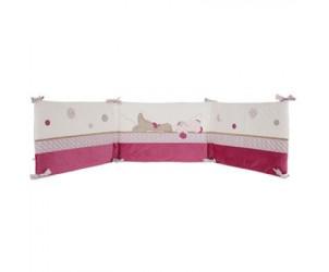 tour de lit victoria et lucie noukie 39 s avis. Black Bedroom Furniture Sets. Home Design Ideas