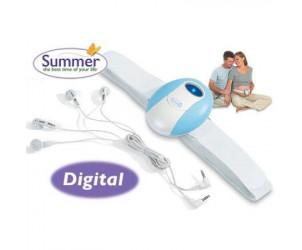 Appareil numérique d'écoute des sons prénatal