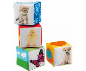 Set de cubes Animal