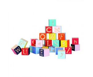 Cubes Kubix : alphabet lettres