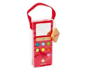 Téléphone Mobilo Sonore I Wood