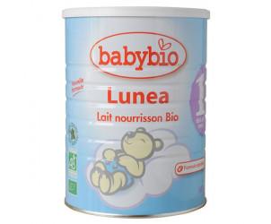 Lunea lait Bio nourissons