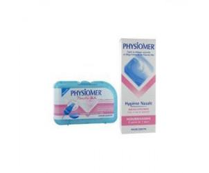 Physiomer Hygiène nasale + Mouche bébé