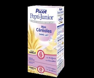 Mes 1ères Céréales sans lait Pepti-Junior