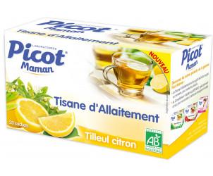 Tisane d'allaitement tilleul / citron