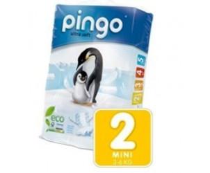 Couche jetable Pingo T2 (x62)