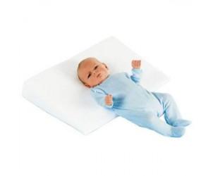 Plan incliné 15° déhoussable pour lit 60 x 120 cm